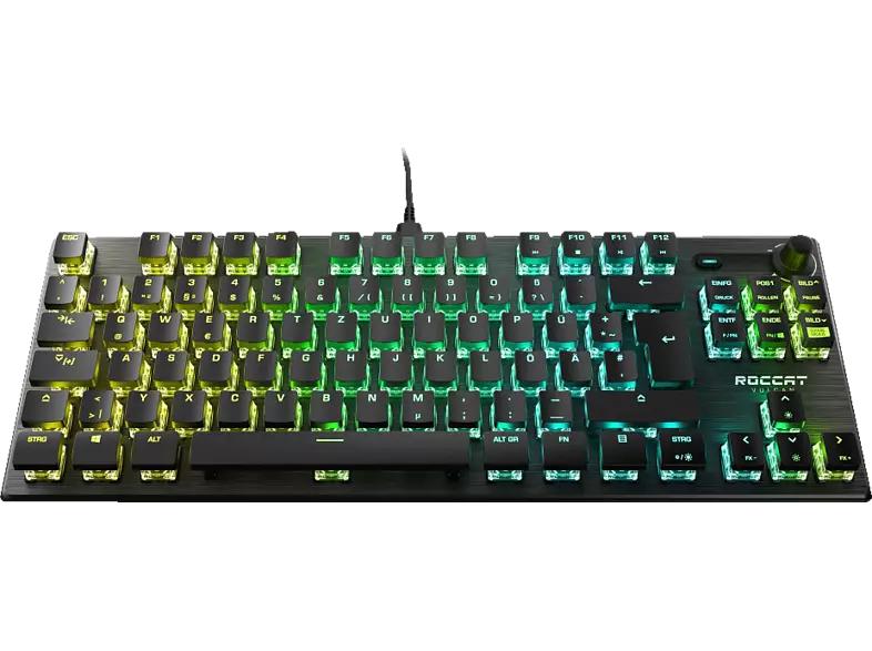 Roccat Vulcan TKL Pro schwarz Gaming Tastatur LEDs RGB Titan Optical USB DE (ROC-12-570)