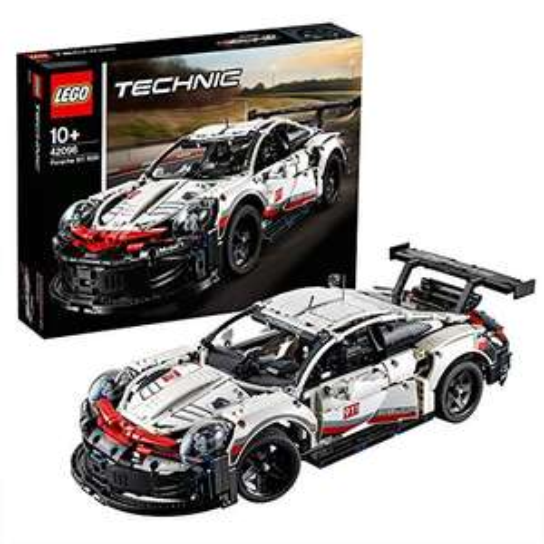 (Amazon Frankreich) Lego Technic 42096 Porsche 911 RSR (UVP - 33%)