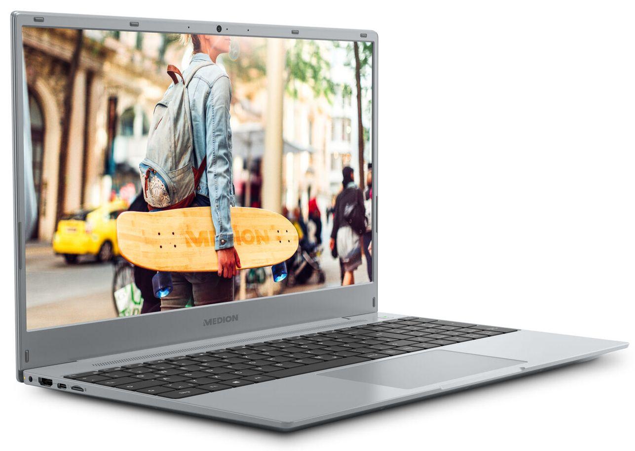 """NBB-Wochenangebote [13/21]: z.B Medion Akoya E15301 (15.6"""", FHD, IPS, Ryzen 3 3200U, 8/256GB, HDMI, USB-C, 45Wh, FreeDOS, 1.85kg)"""