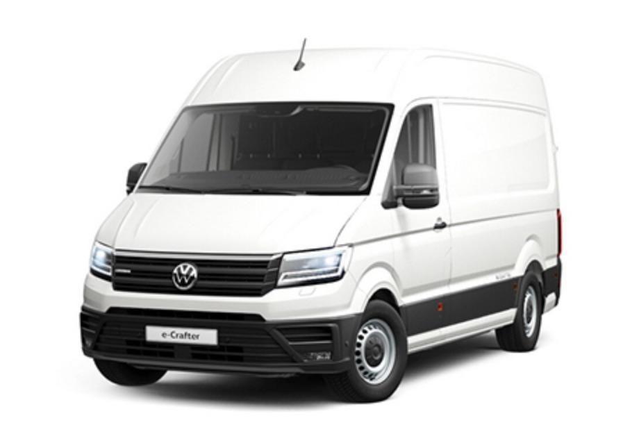 (Gewerbeleasing) VW e-Crafter 35 Kastenwagen Hochdach   LF: 0,28, 3 Jahre, eff. 177€ netto / Monat   in NRW: LF 0,18, 2 Jahre, eff. 141€