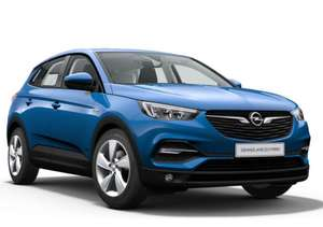 Privatleasing: Opel Grandland X Hybrid / 224 PS für 99€ (eff 126€) monatlich (36 Monate) - LF:0,22