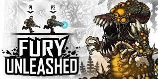 Fury Unleashed als Steam Key am 29.03. und 30.03. kostenlos bei Steelseries