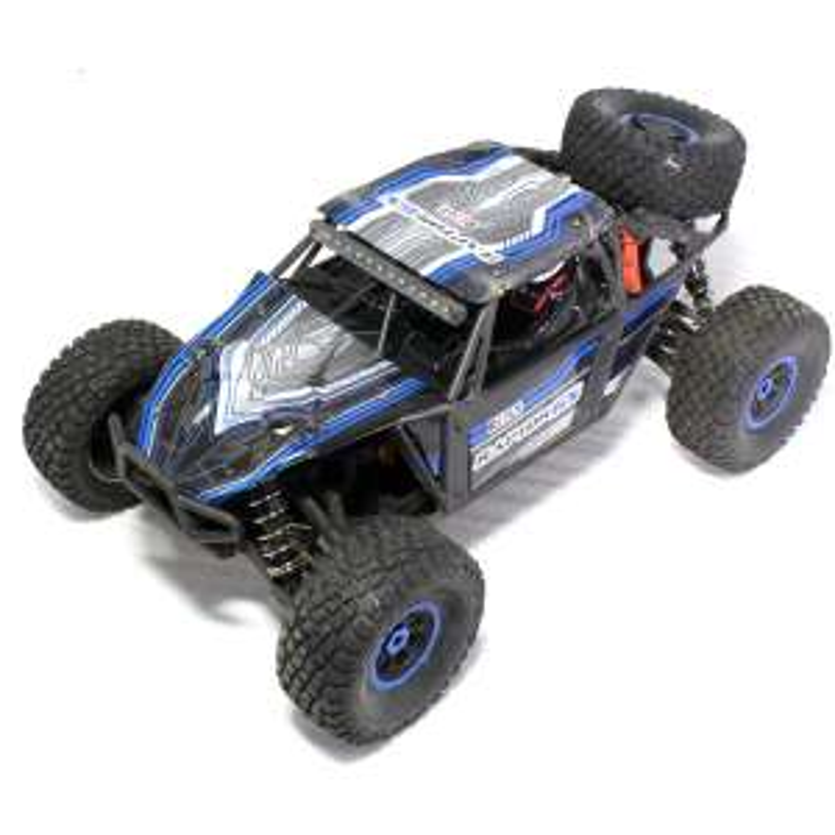 Reely Raptor - 6S Brushless 1:8 RC Modellauto Elektro Buggy Allradantrieb (4WD) RtR 2,4GHz inkl. Fernsteueranlage