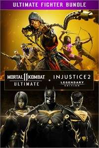 [Xbox] Double Pack Mortal Kombat 11 Ultimate + Injustice 2 Legendary Edition (Store BR)