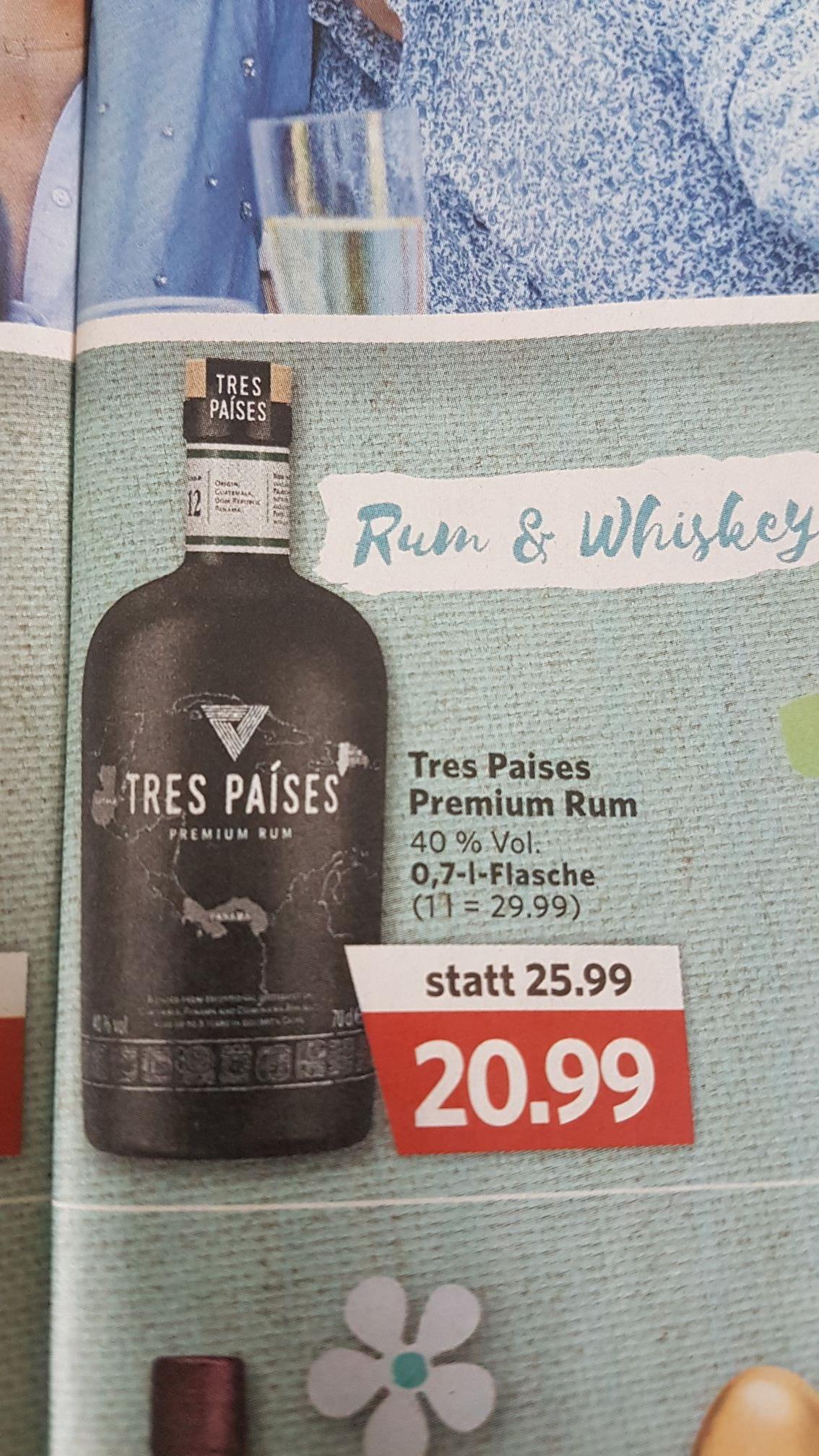 Rum Tres Paises