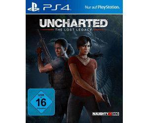 Uncharted: The Lost Legacy Horizon: Zero DawnComplete Edition (PS4) je 9,99€ (PS4) [Saturn & Mediamarkt]
