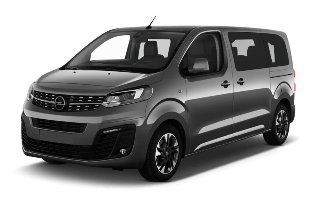 (Gewerbeleasing) Opel Zafira 100kW 50kWh Edition S - 36 Monate, 10tkm/Jahr, LF 0,4/GKF 0,45 für eff. 213,72€ im Monat (~ 230km Reichweite)