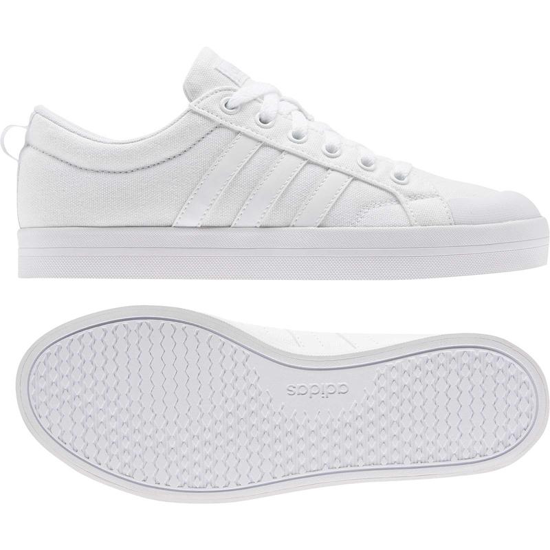 adidas Bravada Sneaker Damen ftwr white/ftwr white/matte silver (Gr. 38-44)