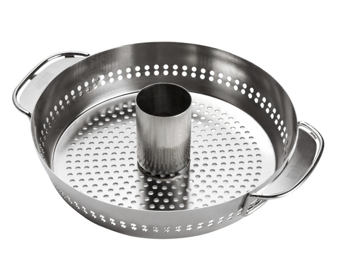 [Lokal] - Weber Gourmet BBQ System Geflügelhalter