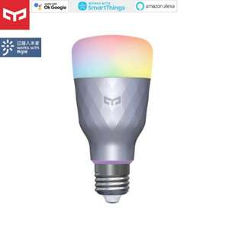Yeelight Smart LED Bulb 1SE - RGB-Glühbirne E27, 6W, 650lm, 16Mio. Farben