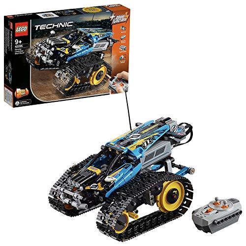 (Amazon) Lego Technic 42095 Ferngesteuerter Stunt-Racer 2-in-1-Rennwagen Modell mit Motorfunktionen (UVP - 38%)