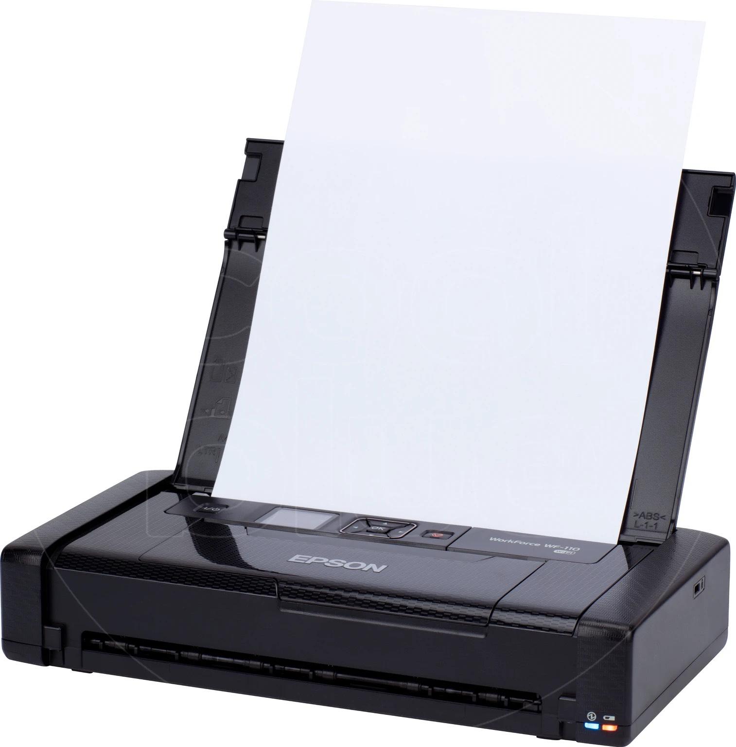 Epson WF-110W Tintenstrahldrucker mit Akku