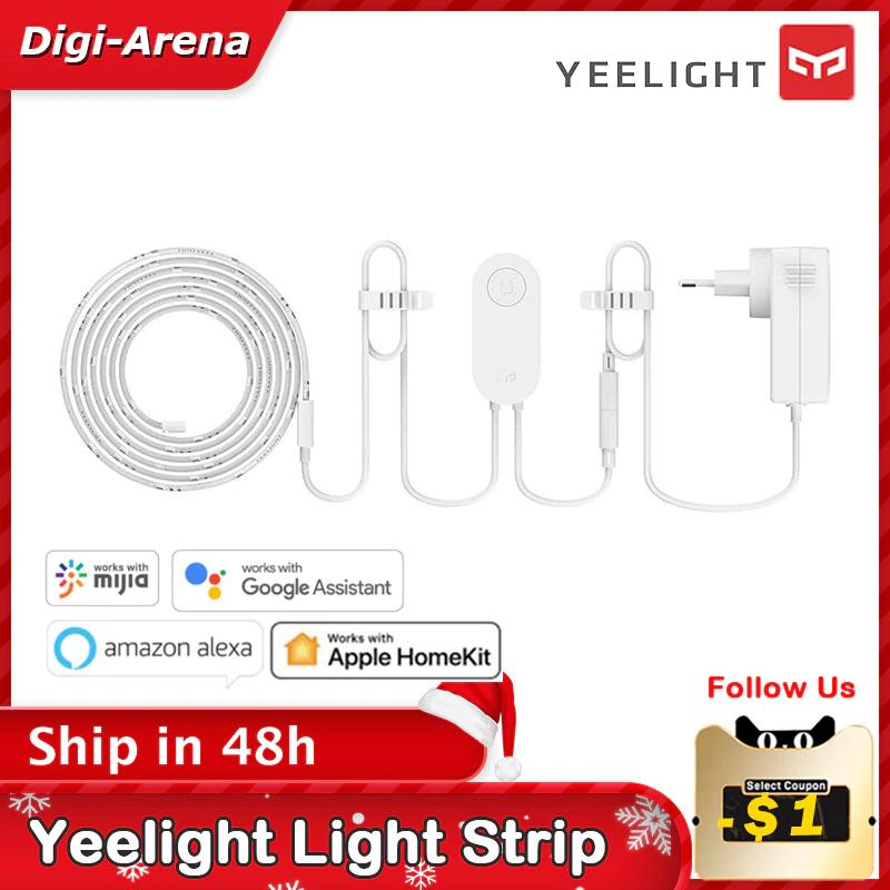 [AliExpress] Yeelight RGB Lightstrip 1S 2 Meter RGB LED Streifen