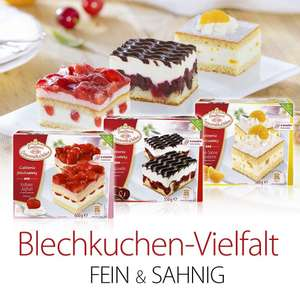 [Marktkauf Minden-Hannover] Coppenrath & Wiese Café Landhaus oder Cafetria Kuchen mit Coupon für 1,49€
