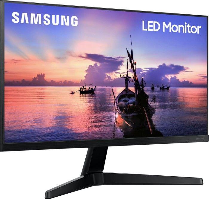 "Samsung LF24T350FHUXEN 24"" FHD Monitor (IPS 75Hz, 5ms, FreeSync, VESA, 3 Jahre Garantie, Kensington)"