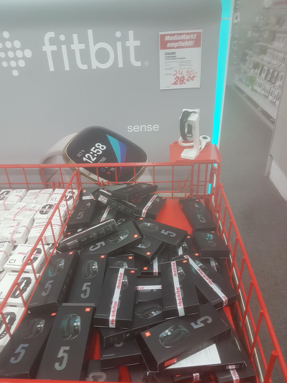 Xiaomi Mi Band 5 Mediamarkt (lokal?)