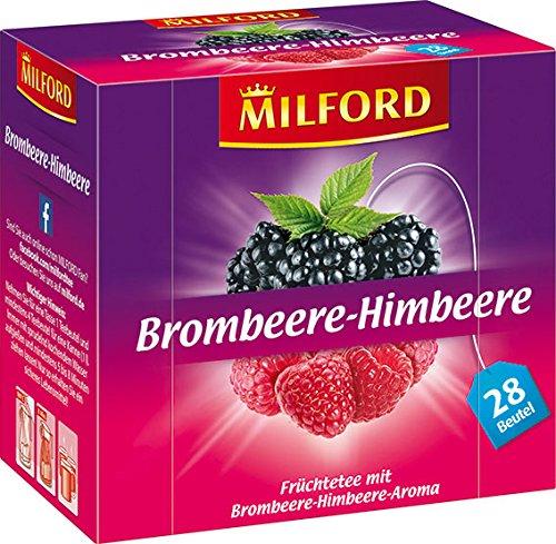 Milford Brombeere-Himbeere 28 x 2.25 g, 6er Pack (6 x 63 g) Prime Sparabo