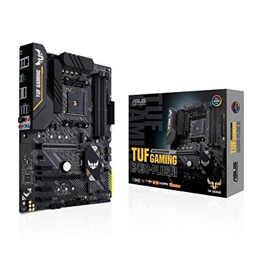 AMAZON PRIME - ASUS TUF B450-PLUS Gaming II AM4 Mainboard mit 25€ ASUS Cashback