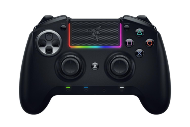 Razer Raiju Ultimate PS4 - Controller mit Bluetooth - und kabelgebundener Verbindung