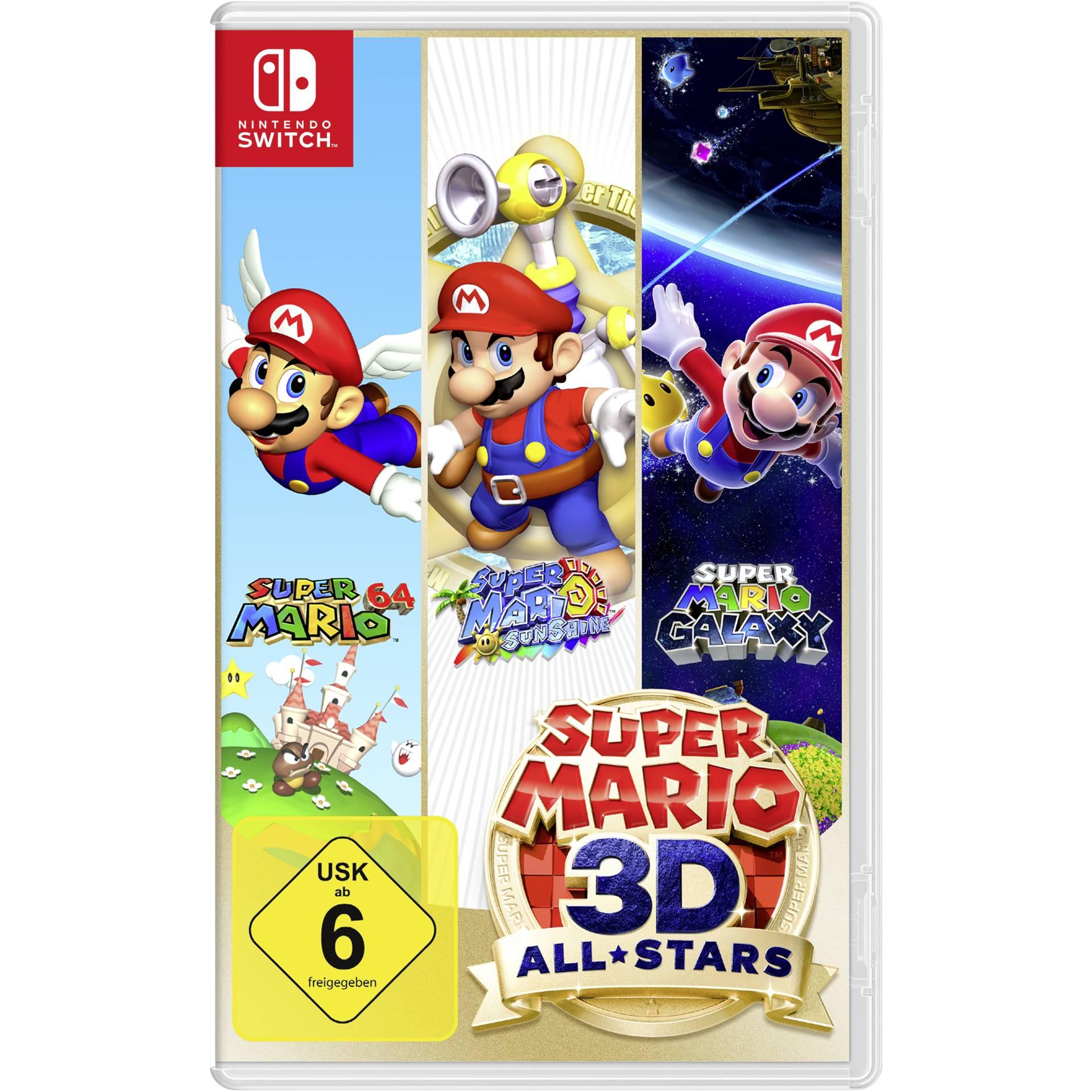 Super Mario 3D All-Stars Nintendo Switch - für Maingau Kunden (auch Bestandskunden)