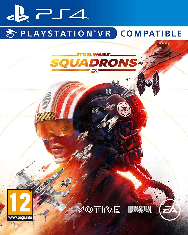Star Wars Squadrons (VR-fähig, PEGI) [Playstation 4]