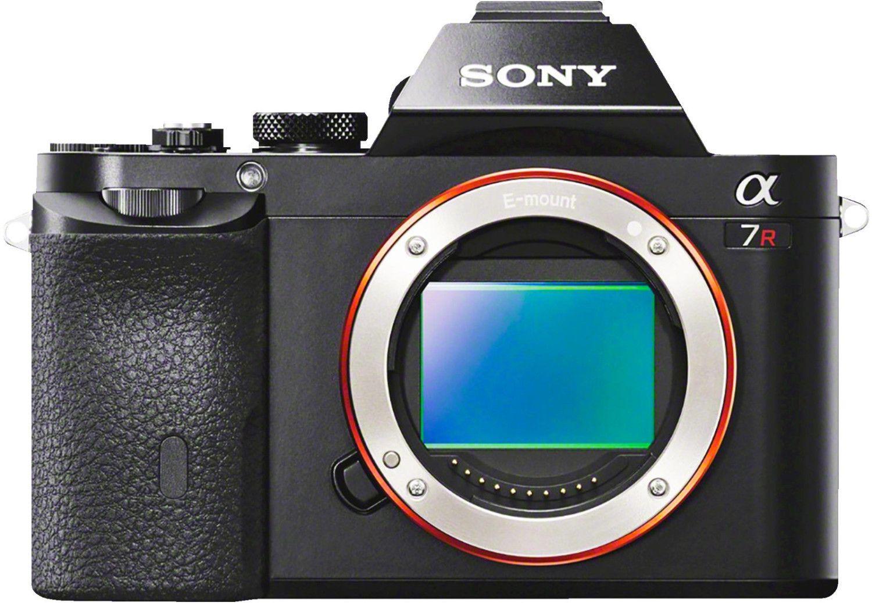 Sony Alpha 7R Mark II Systemkamera inkl. 5 Jahre Garantie