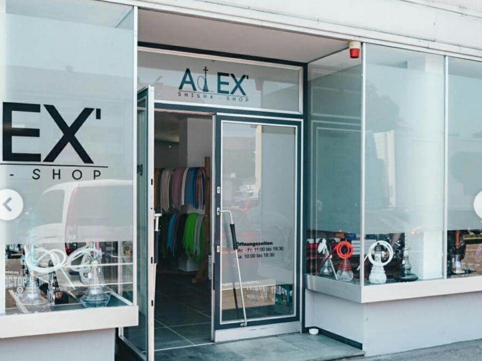 20% auf nahezu alles bei Alex Shisha Shop in Singen (z.B.: Ocean Kaif für 159€)
