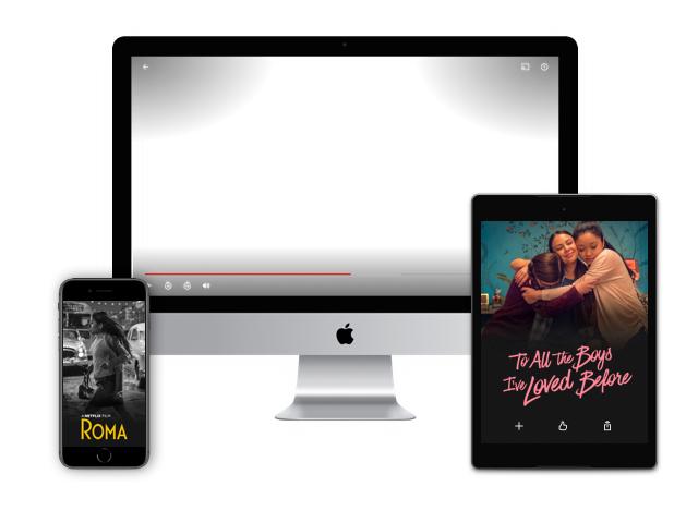 Netflix Standard für 7,99€