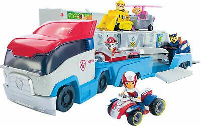 PAW Patrol PAW Patroller Teamfahrzeug mit Ryder Fahrzeug und Figur (Mit Alternativangeboten)