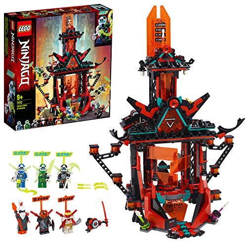 Lego 71712 NINJAGO Empire Tempel des Unsinns