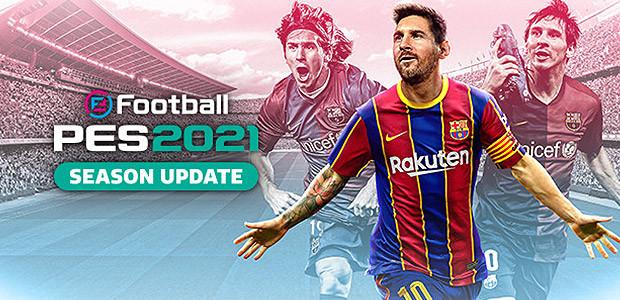 [Steam PC] eFootball PES 2021 Standard (7,81€) und Club Editionen (9,99€) (Gamesplanet)