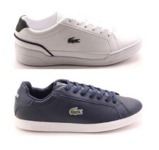 [Limango] Lacoste Sneakers Sale, zB: Challenge (Größen 39,5 bis 45)