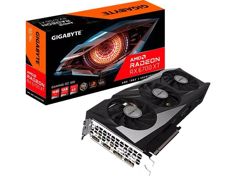 GIGABYTE Radeon ™ RX 6700 XT GAMING OC 12GB