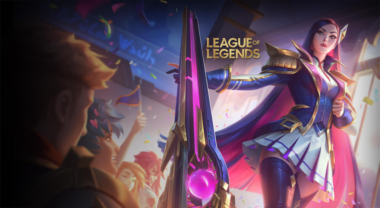 League of Legends Skinsplitter (6/9) [Twitch Prime]