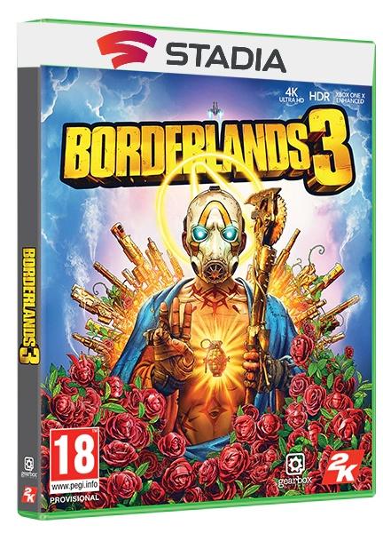 Borderlands 3 u. Super Deluxe u. Premium Edition [Stadia]