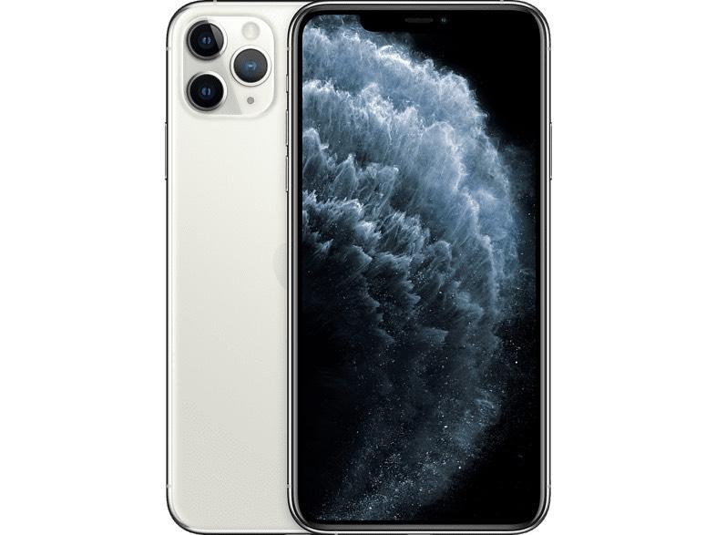 """Apple iPhone 11 Pro Max 256GB (6,5"""", XDR OLED, A13, 4GB RAM, 12MP Kamera, 3969mAh, Face ID, IP68, Qi-Wireless-Charging, 226g) [Gravis]"""