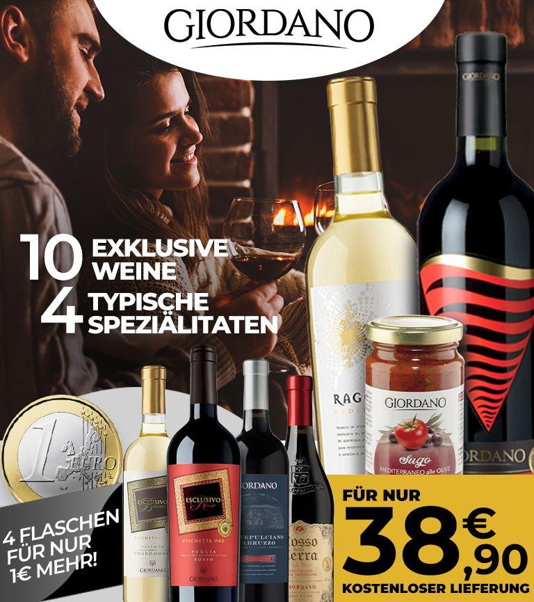 """Richtig einen reinORGELN für 40€ - 14 Weine und 4 """"Delikatessen"""" in die Lockdown Höhle"""