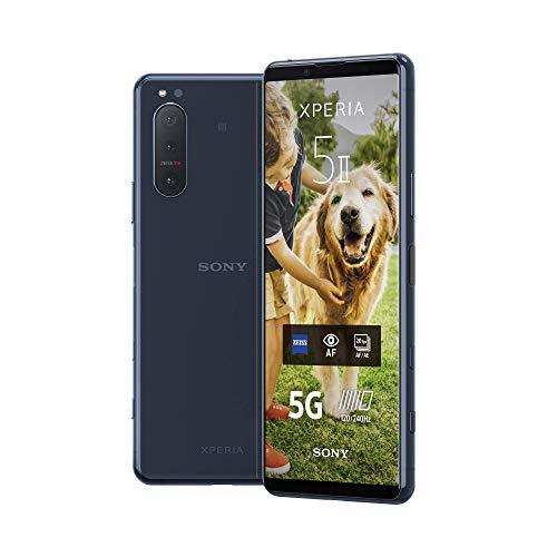 Sony Xperia 5 II in blau für 599€
