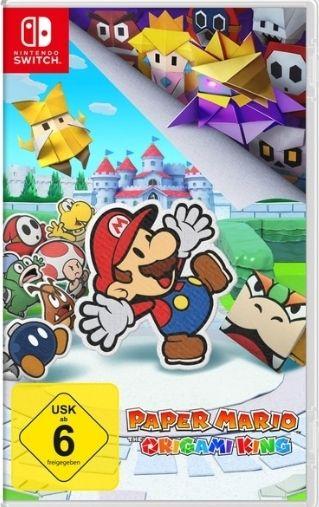 Paper Mario - The Origami King für Nintendo Switch
