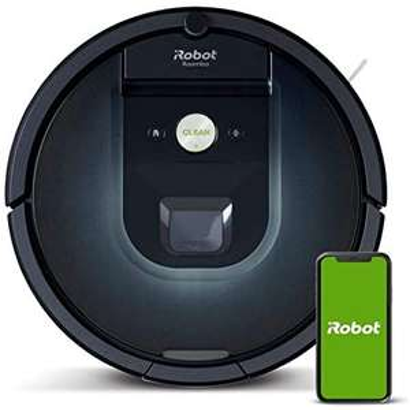 [amazon.fr] iRobot Roomba 981 Saugroboter