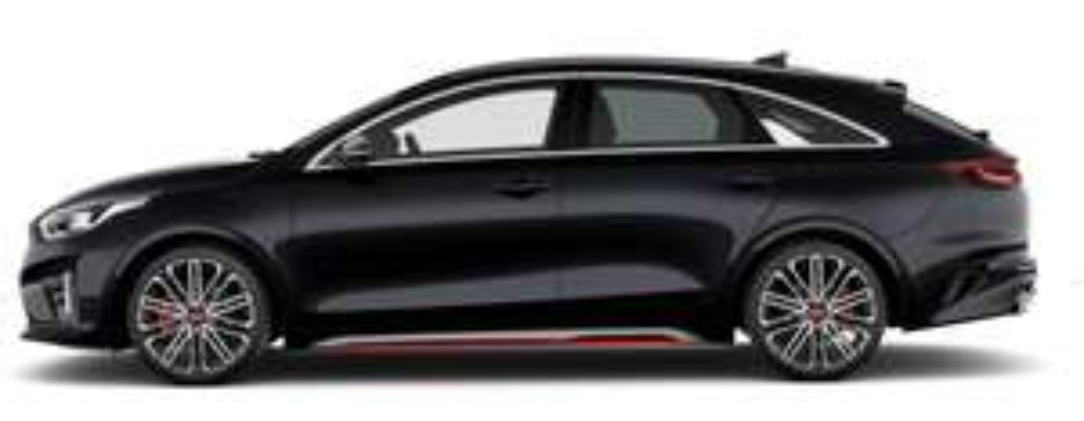 Kia ProCeed 1.6 T-GDI DCT GT , 169 € | 10.000 km/Jahr | 4 Jahre Laufzeit [LF 0,56]
