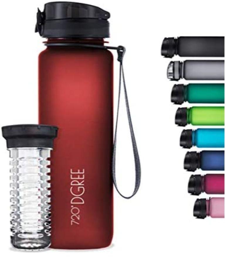 [Amazon PRIME] 720°DGREE Trinkflasche 1L - mehrere Farben - Verkauf & Versand durch Amazon UK