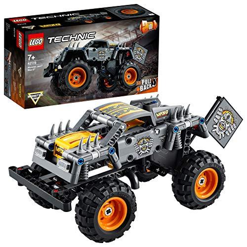(Amazon Prime) Lego Technic 42119 2-in-1 Monster Jam Max-D (UVP - 33%)