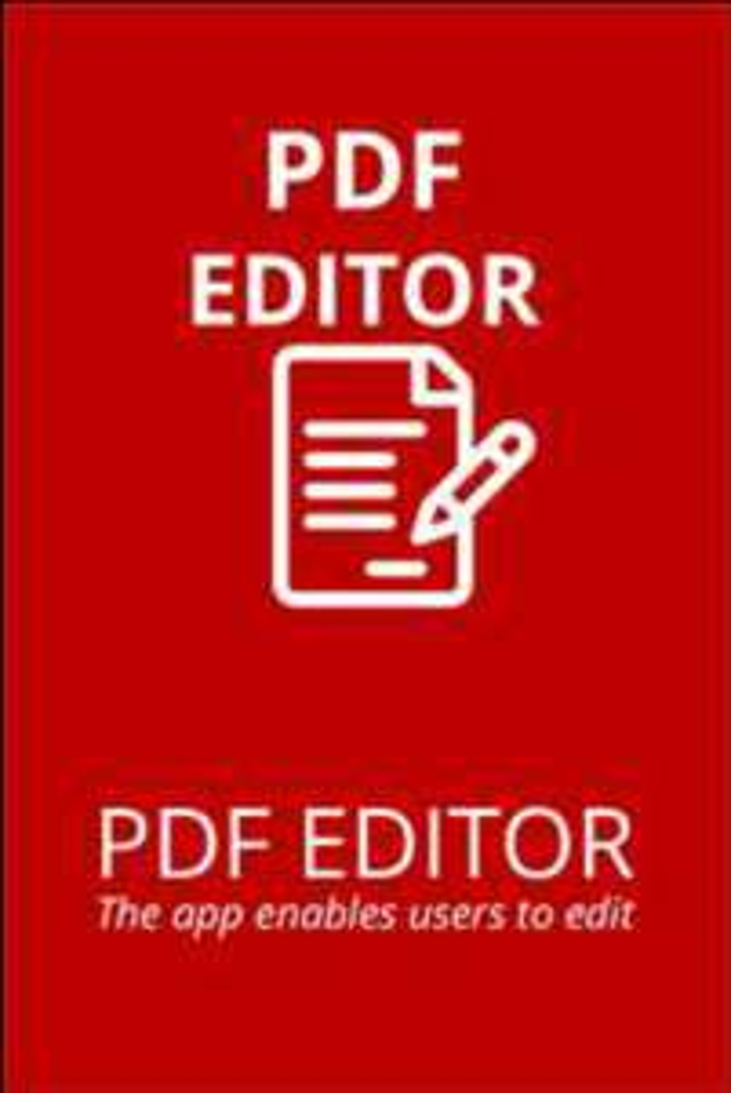 Editor For Adobe Acrobat PDF Reader Annotate : PDF Editor ,Merge PDF , Sign & Fill PDF (Windows)