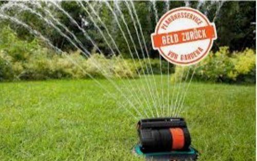 [Cashback] Gardena Bewässerungsanlage Planungsservice