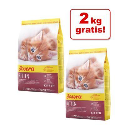 [Zooplus] Trockenfutter für Katzen 2 x 2 kg Josera Kitten