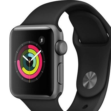 Apple Watch Series 3 | 42mm | Space Grey | Aluminium | GPS