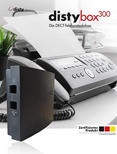 Distybox 300 Telefonadapter (Analog an DECT/Gap Basisstationen)