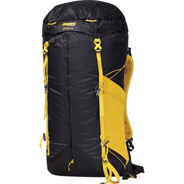 (Bergzeit) Bergans Helium 55L Trekkingrucksack