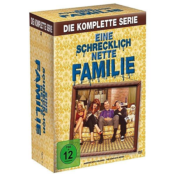 4 Touchdowns in einem Spiel! Eine schrecklich nette Familie - Die komplette Serie DVD Weltbild Neukunden + DIN A6 Arbeitstagekalender 2022